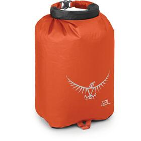 Osprey Ultralight Drysack 12 L poppy orange